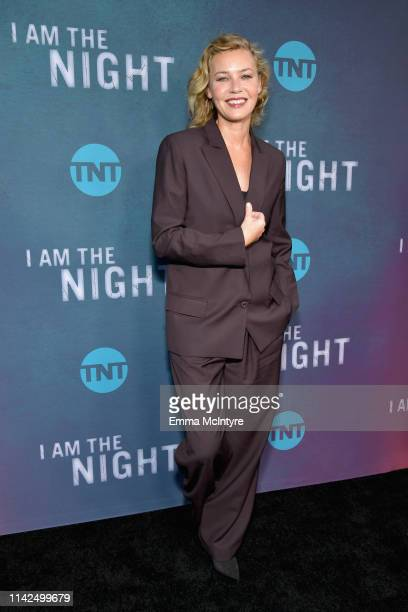 """Connie Nielsen attends TNT's """"I Am The Night"""" FYC Event on May 9, 2019 in North Hollywood, California."""