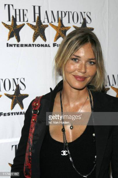 """Connie Nielsen during 14th Annual Hamptons International Film Festival - """"The Situation"""" Premiere at United Artists Theatre in East Hampton, New..."""