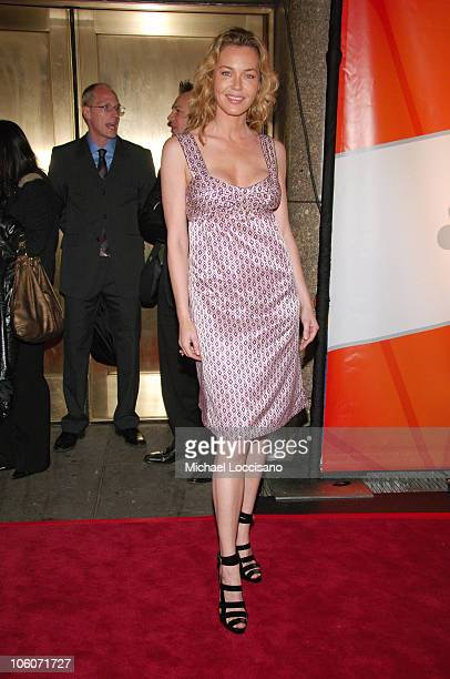 Connie Nielsen during NBC 2006-2007 Primetime Upfront at Radio City Music Hall in New York City, New York, United States.
