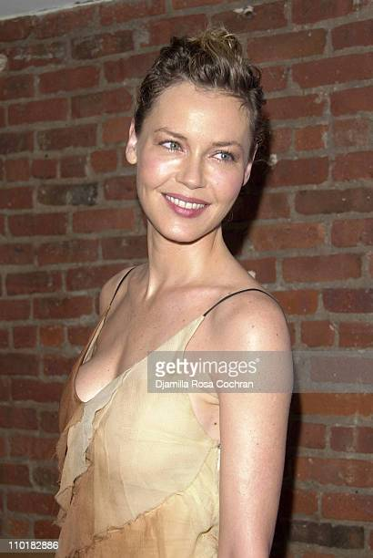 Connie Nielsen during 'One of a Kind' Celebrity Art Auction to Benefit Free Arts of NYC at Chelsea Art Museum in New York City New York United States