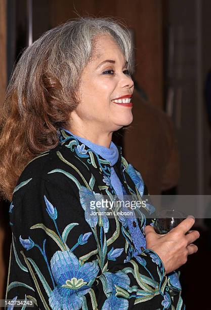 Connie Rice attends the The Academy Of Arts And Sciences Celebrates 50th Anniversary Of To Kill A Mockingbird at AMPAS Samuel Goldwyn Theater on...