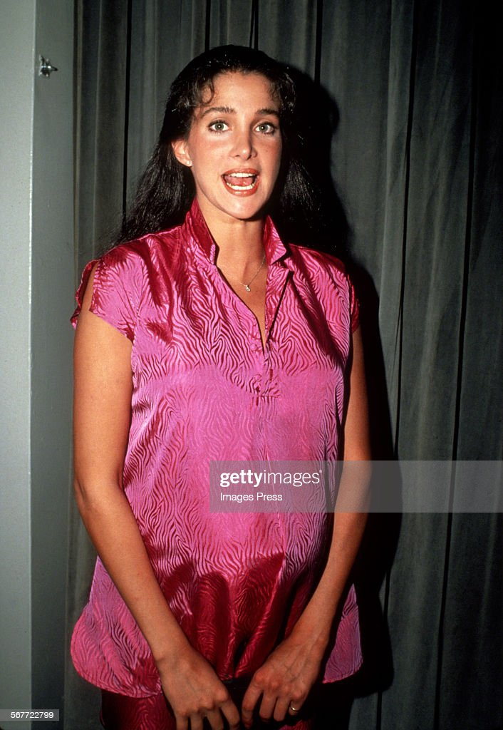 Connie Sellecca... : News Photo
