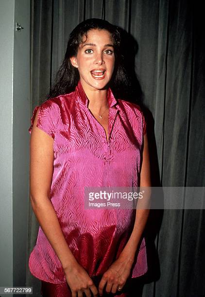 Connie Sellecca circa 1981 in New York City