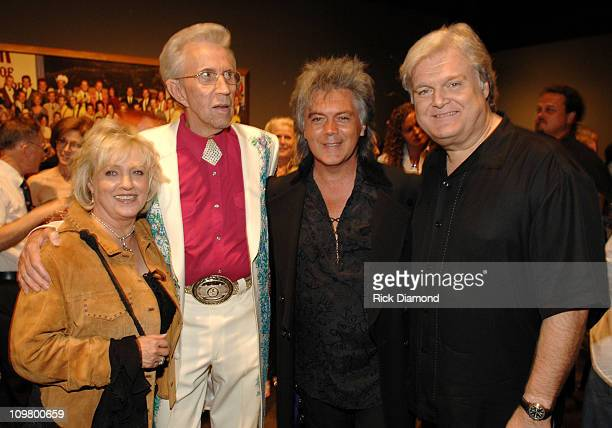 Connie Smith Porter Wagoner Marty Stuart and Ricky Skaggs