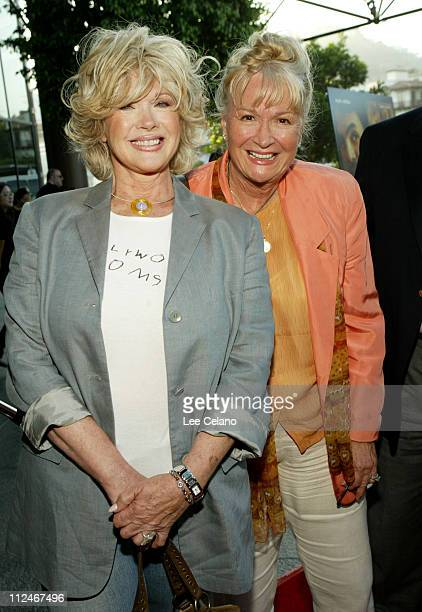 Connie Stevens and Diane Ladd during We Don't Live Here Anymore Los Angeles Premiere Red Carpet at Director's Guild of America Theatre in Hollywood...