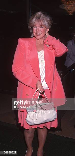 Connie Stevens during 64th Mother's Day Luncheon Honors Connie Stevens at the Beverly Hilton Hotel April 30 1993 at Beverly Hilton Hotel in Los...