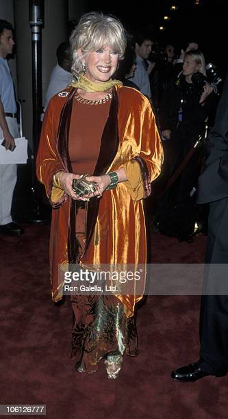 Connie Stevens during 8th Annual Diversity Awards at Regent Beverly Hotel in Beverly Hills California United States