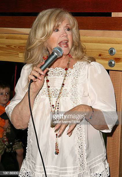 Connie Stevens during Grand Opening of The Tree House Social Club at Tree House Social Club in Los Angeles California United States