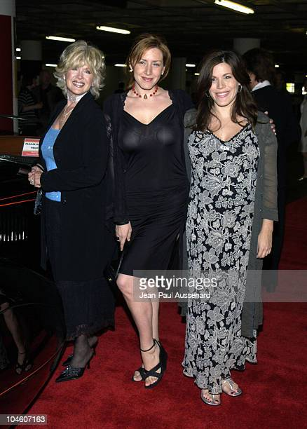 Connie Stevens with daughters Joely Fisher and Tricia Leigh Fisher