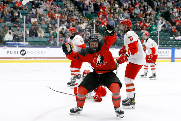 TX: 2021 IIHF Ice Hockey U18 World Championships - Final