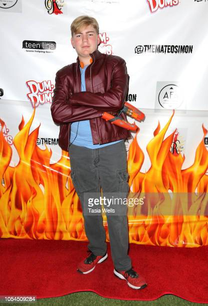 Connor Dean attends Mateo Simon's Annual Charity Halloween Event on October 27 2018 in Burbank California