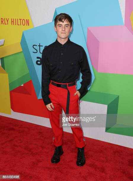 Connor Franta at the 2017 Streamy Awards at The Beverly Hilton Hotel on September 26 2017 in Beverly Hills California