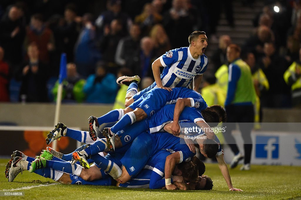 Brighton and Hove Albion v Queens Park Rangers - Sky Bet Championship : News Photo