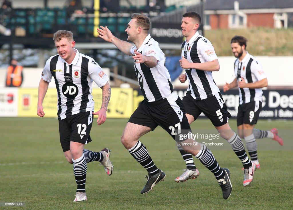 Chorley v Derby County - FA Cup Third Round : ニュース写真
