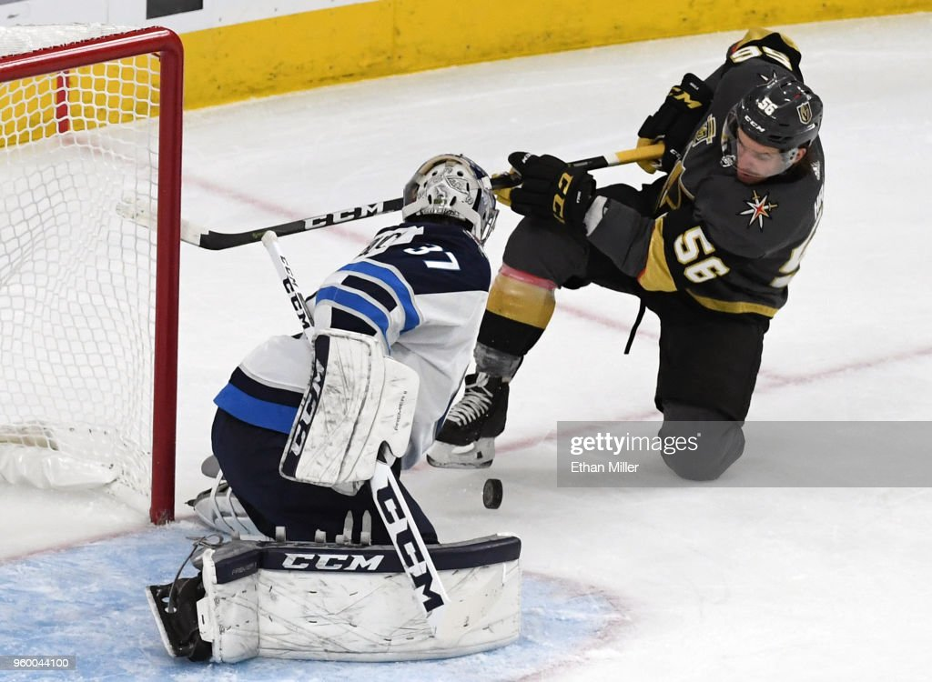 Winnipeg Jets v Vegas Golden Knights - Game Four