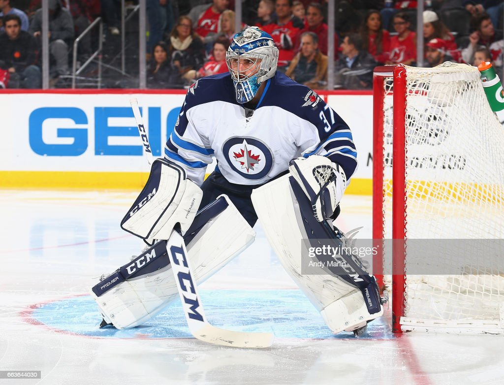 Winnipeg Jets v New Jersey Devils