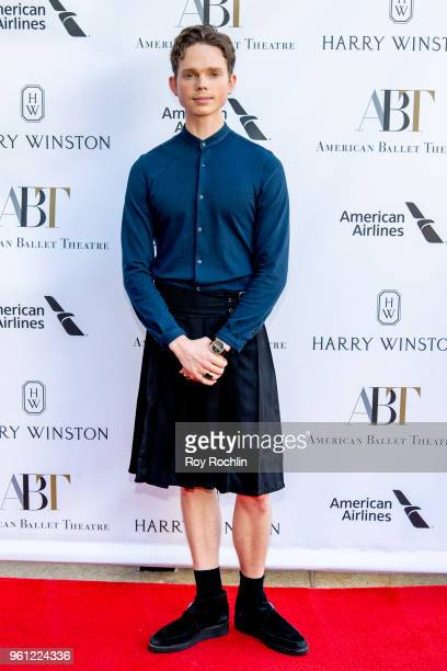Connor Holloway attends the 2018 American Ballet Theatre Spring Gala at The Metropolitan Opera House on May 21 2018 in New York City