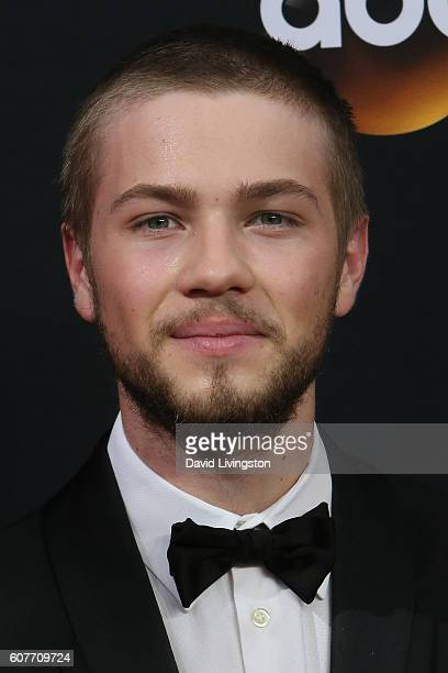 Connor Jessup arrives at the 68th Annual Primetime Emmy Awards at the Microsoft Theater on September 18 2016 in Los Angeles California