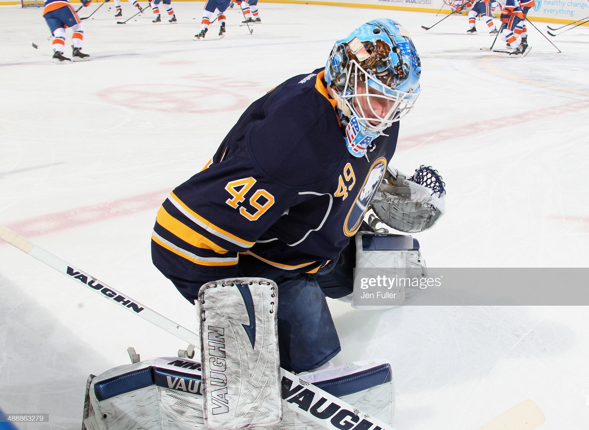 connor-knapp-of-the-buffalo-sabres-warms