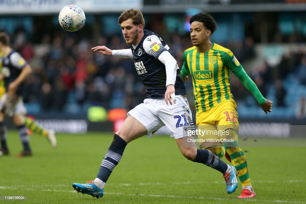 Millwall v West Bromwich Albion - Sky Bet Championship : News Photo