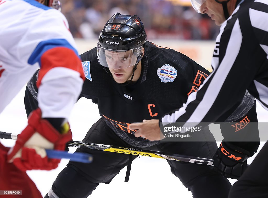 World Cup Of Hockey 2016 - Russia v Team North America : News Photo
