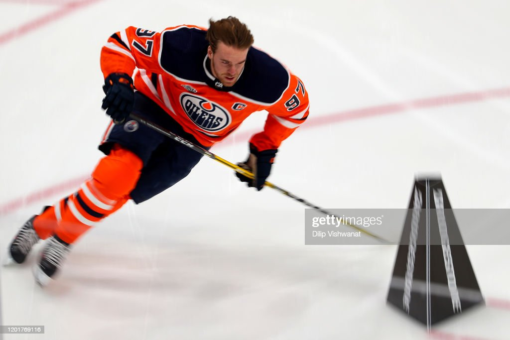 2020 NHL All-Star Skills : News Photo