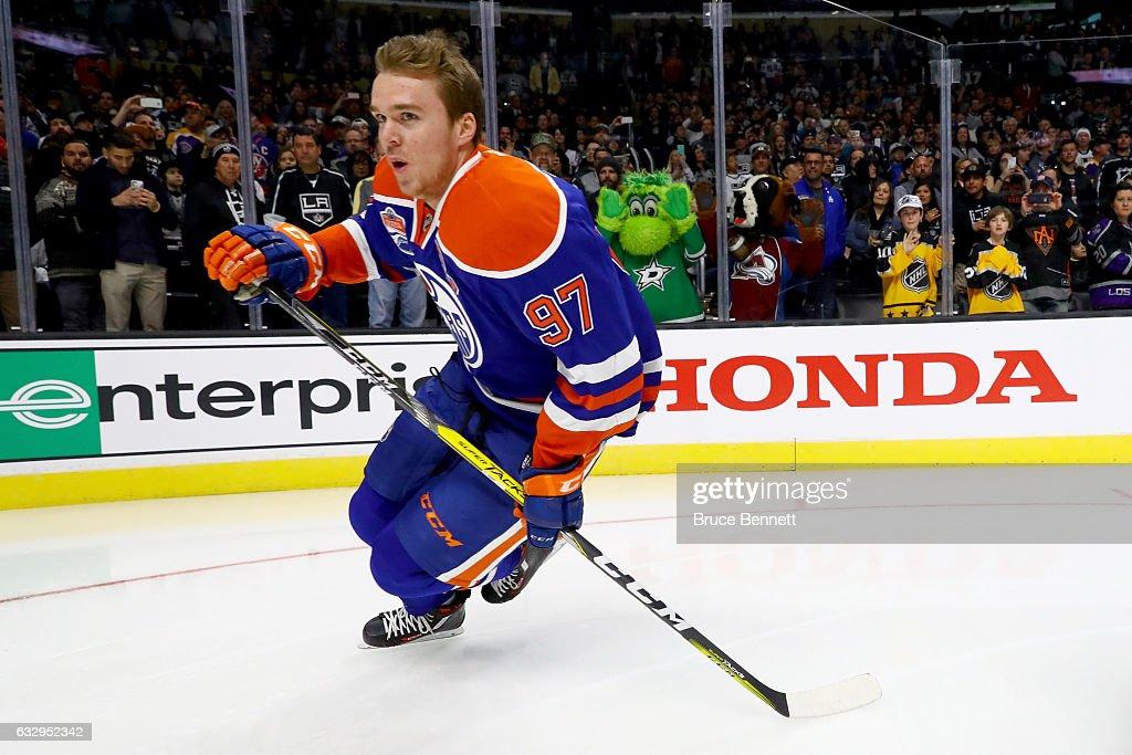 Bridgestone NHL Fastest Skater : News Photo