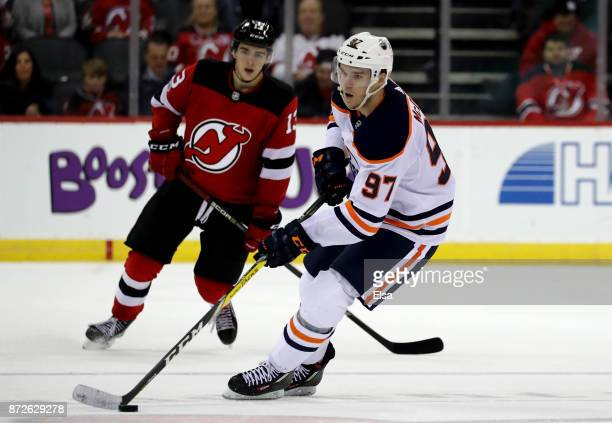 timeless design b1323 6452f Edmonton Oilers V New Jersey Devils Premium Pictures, Photos ...