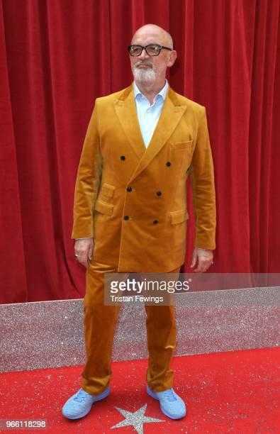 Connor McIntyre attends the British Soap Awards 2018 at Hackney Empire on June 2 2018 in London England