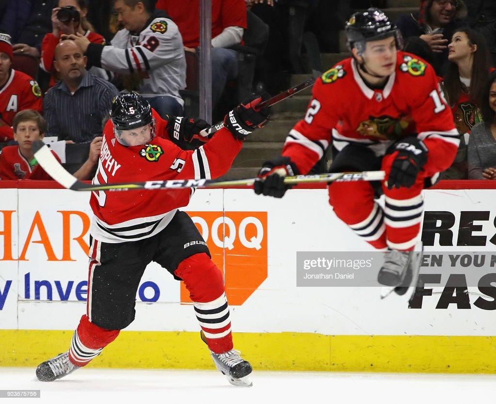 San Jose Sharks v Chicago Blackhawks : News Photo