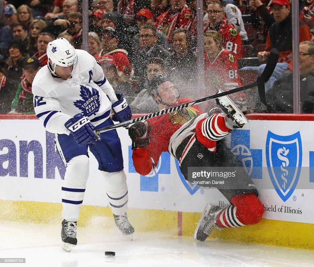 Toronto Maple Leafs v Chicago Blackhawks
