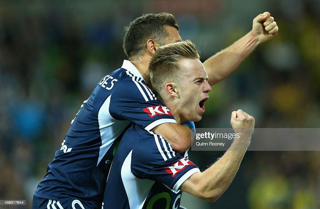 A-League Rd 4 - Melbourne v Wellington