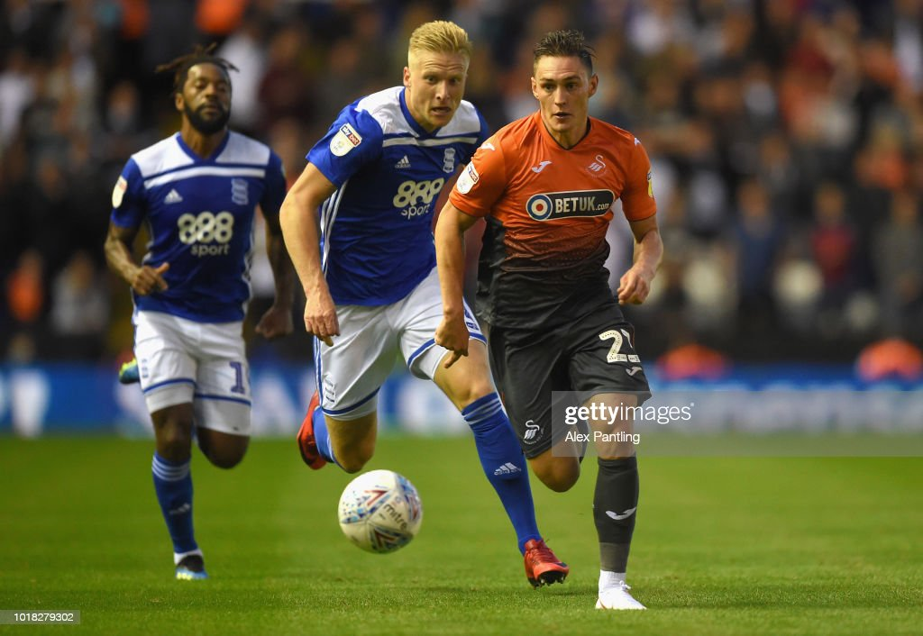 Birmingham City v Swansea City - Sky Bet Championship