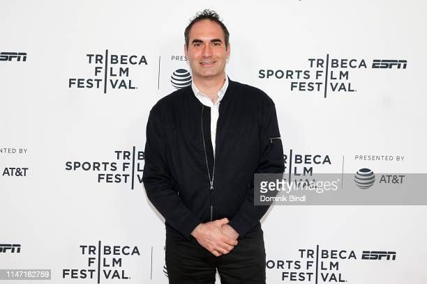 Connor Schell attends the Tribeca Talks 10 Years Of 30 For 30 at SVA Theater on May 05 2019 in New York City
