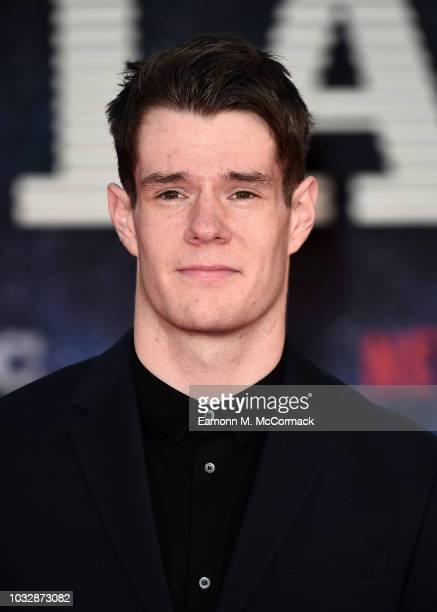 Connor Swindells attends the World premiere of the new Netflix series Maniac at Southbank Centre on September 13 2018 in London England