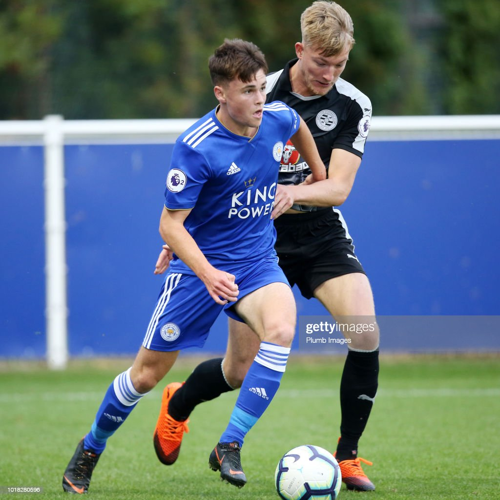 Leicester City v Reading: Premier League International Cup