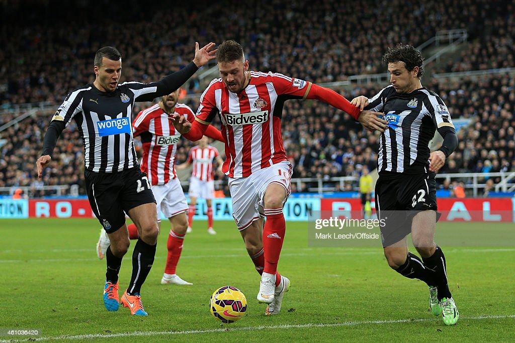 Newcastle United v Sunderland - Premier League : News Photo