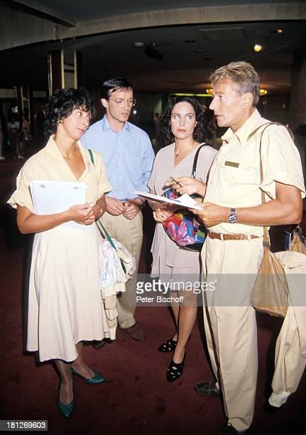 Conny Glogger Michael Roll Katharina Jacob Amadeus August PRO 7 Serie Glückliche Reise Folge 3 Singapur/ Borneo Singapur/ Asien Hotel Marina Mandarin...