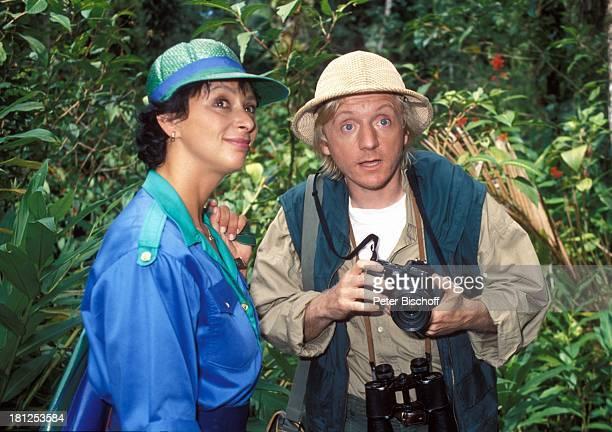 Conny Glogger Pierre Franckh PRO 7 Serie Glueckliche Reise Folge 24 Puerto Rico bei San Juan/Karibik/USA Episode 3 Der Vogelkundler und der...