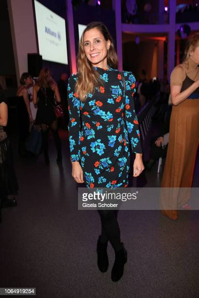 Conny Lehmann during the PIN Party at Pinakothek der Moderne on November 24, 2018 in Munich, Germany.