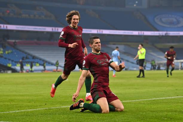 GBR: Manchester City v Wolverhampton Wanderers - Premier League