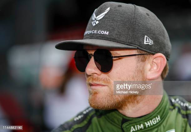 Conor Daly of Great Britain and Andretti Autosport is seen at the Indianapolis Motor Speedway on May 18 2019 in Indianapolis Indiana