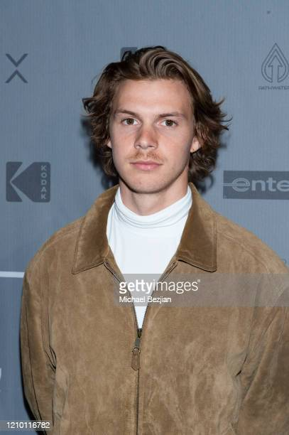 Conor Donnally arrives at 3rd Annual Mammoth Film Festival Red Carpet Monday on March 02 2020 in Mammoth Lakes California