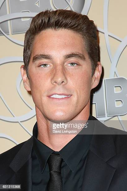 Conor Dwyer arrives at HBO's Official Golden Globe Awards after party at the Circa 55 Restaurant on January 8 2017 in Los Angeles California