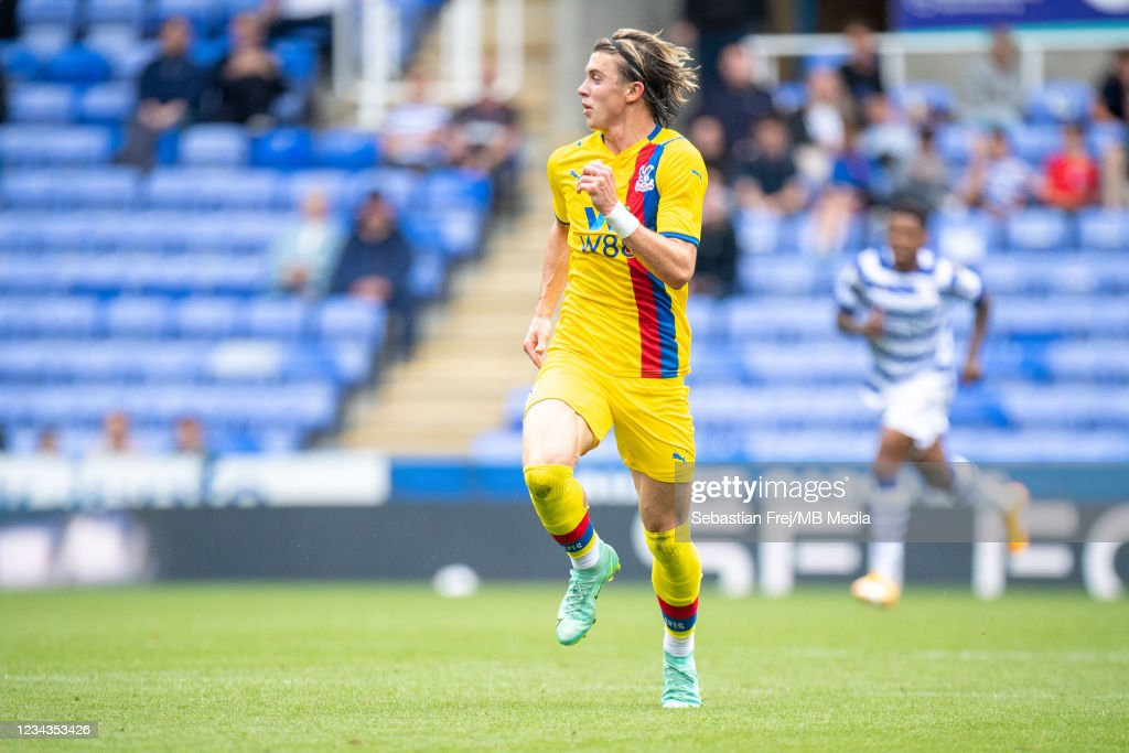 Reading v Crystal Palace - Pre-Season Friendly : News Photo
