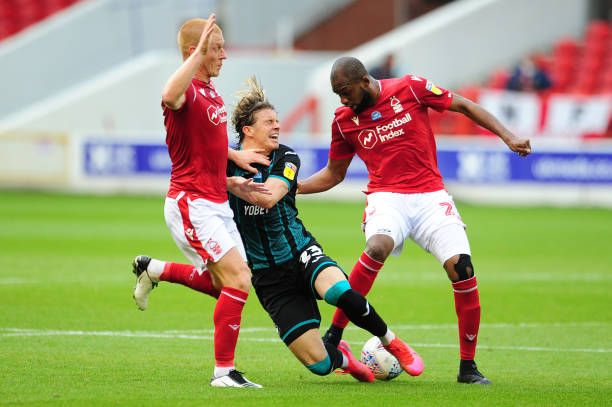 GBR: Nottingham Forest v Swansea City - Sky Bet Championship