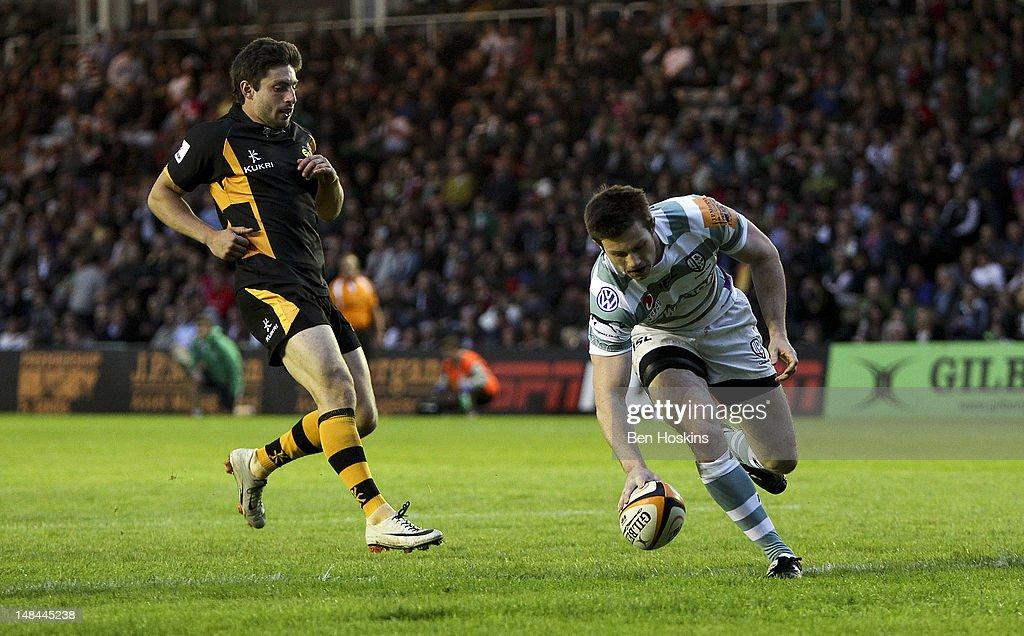 J.P. Morgan Asset Management Premiership Rugby 7s Series 2012 : News Photo