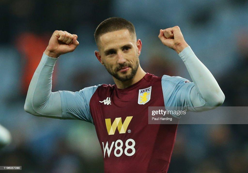 Aston Villa v Norwich City - Premier League : News Photo