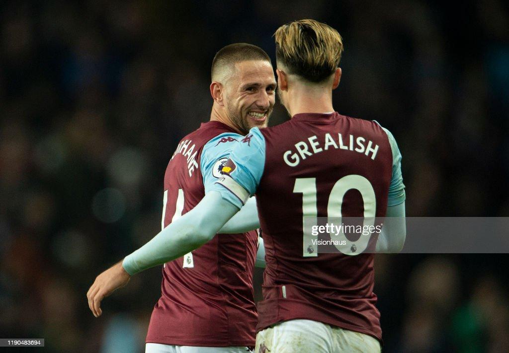 Aston Villa v Newcastle United - Premier League : ニュース写真