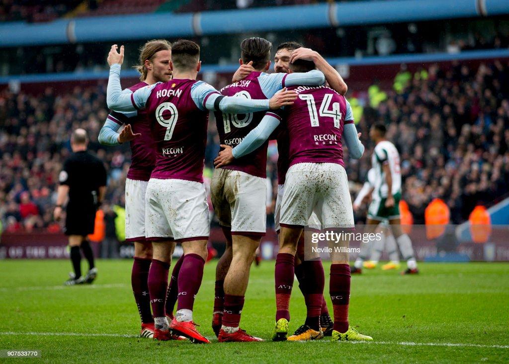 Aston Villa v Barnsley - Sky Bet Championship